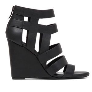 Brand new BCBG Cages Wedge Sandals